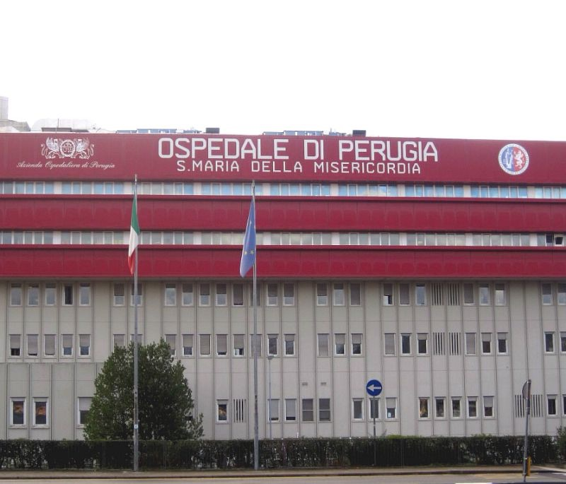 Ospedale Silvestrini PG