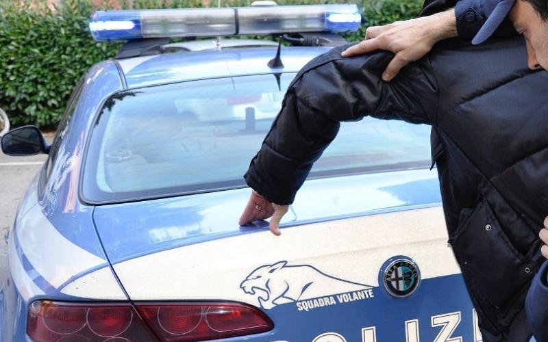 Volante, arresto