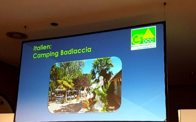 Premio camping Badiaccia