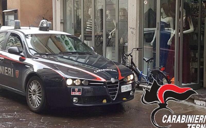 Carabinieri Terni