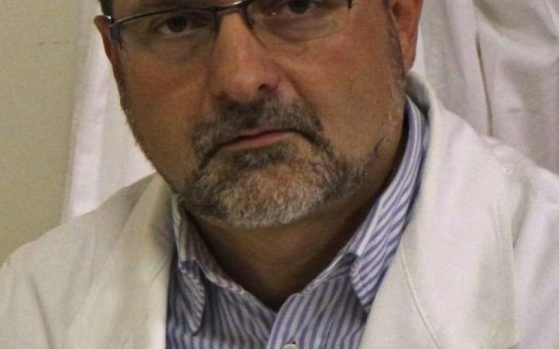 Il dr Stefano Radicchia