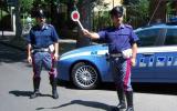Polizia blicco