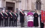 Festeggiamenti nuovo Vescovo Gubbio
