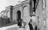 Porta San Pietro in una foto d'epoca