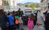 La scolaresca al Comando Provinciale dei Carabinieri di Terni