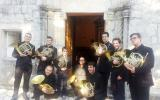 "Il gruppo di corni ""Waldhorn Ensemble"""