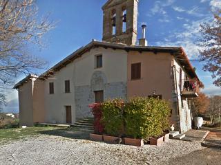 La chiesa della Madonna Annunziata in località Morro