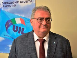 Claudio Bendini, segretario generale Uil Umbria