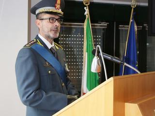 Il Colonnello Danilo Massimo Cardone
