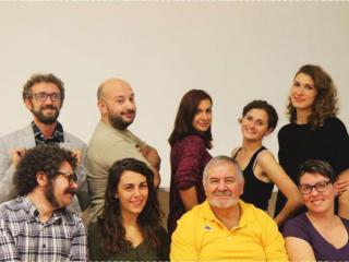 La compagnia Teatro Paradiso
