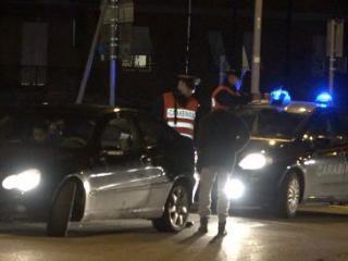 Servizi di controllo dei Carabinieri