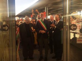 Coop Gualdo Tadino, inaugurazione