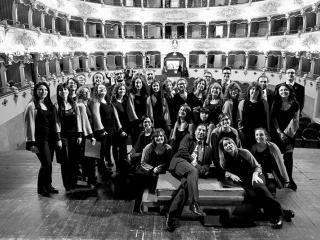 Il coro dell'Università degli Studi di Perugia