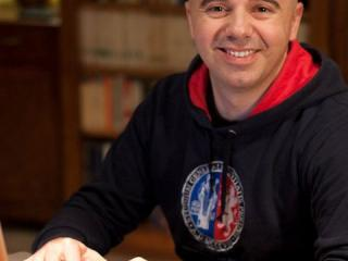 Il prof. Emidio Albertini