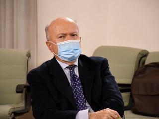 L'assessore Enrico Melasecche