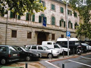 L'ex carcere di Piazza Partigiani