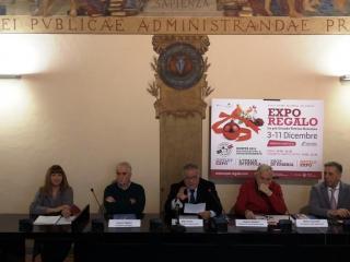 La presentazione di Expo Regalo