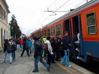 Ferrovia Centrale Umbra_Stazione Sant'Anna