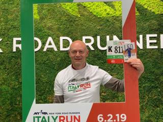 Federico Cenci, Italy Run 2019