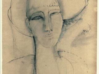 Amedeo Modigliani, Femme Fatale