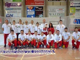 Il gruppo fiondatori di Gualdo Tadino