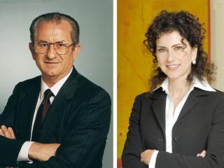 Franco e Luisa Todini