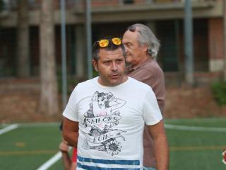 Il mister Marco Veschini
