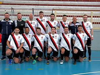 La formazione della Gadtch Perugia 2000