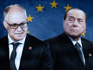 Gualtieri - Berlusconi