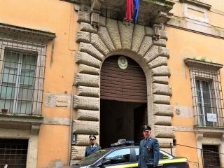 Tenenza Gdf di Orvieto