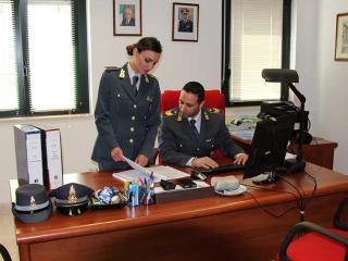 Guardia di finanza di Perugia