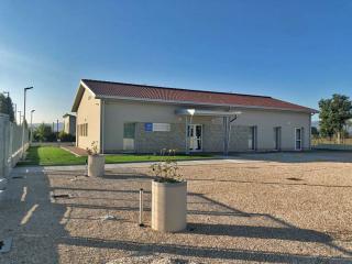 """La """"Sala del Regno"""" in via Diritta"""