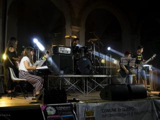 Foto dalla pagina Facebook di Gubbstock Rock Festival
