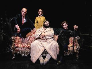 Il cast de Il maestro e Margherita