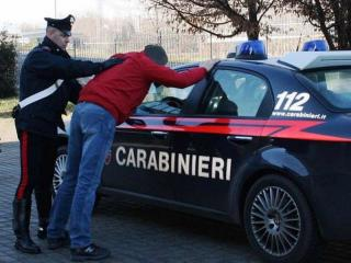 Carabinieri, arresti