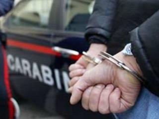 Carabiniere, Arresto