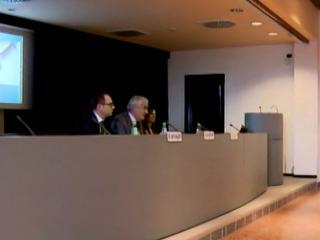 Presentazione progetto in Fondazione