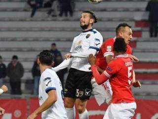Perugia-Latina 1-1