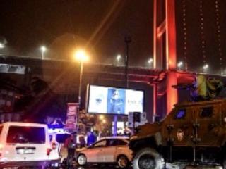 Luogo attentato Turchia