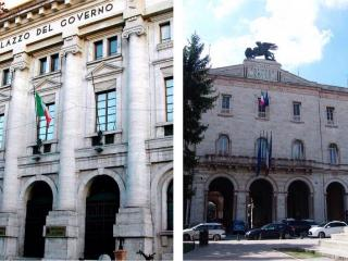 Province Terni e Perugia