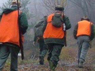 Comitiva cacciatori
