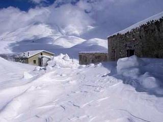 Castelluccio di Norcia - immagine tratta dal giornale meteo-
