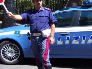 Blocco polizia