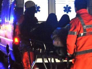 Ambulanza notturna
