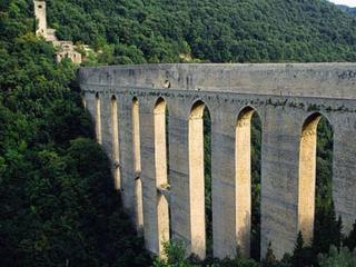 Ponte delle Torri, Spoleto
