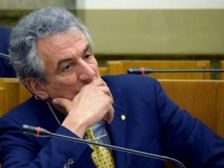 Attilio Solinas, presidente della Terza commissione consiliare