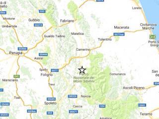 Terremoto 27 Aprile '17