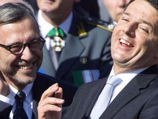 Matteo Renzi, Giacchetti