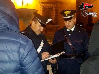 Carabinieri Narni