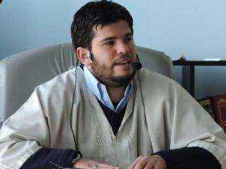 L'imam Chafiq El Oquayly